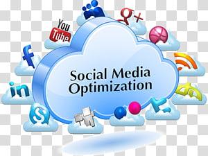 Social media optimization Social media marketing Search engine optimization, social media PNG
