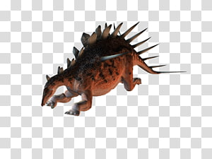 Dinosaur Scape GIMP Animal, dinosaurs PNG clipart
