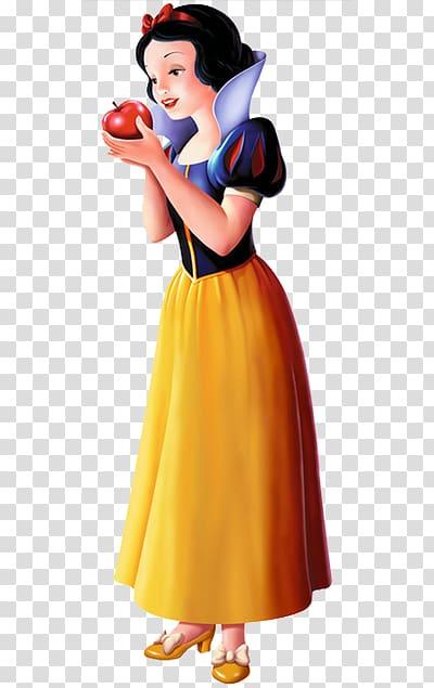 Snow White Queen Magic Mirror Seven Dwarfs Disney Princess, snow white PNG clipart