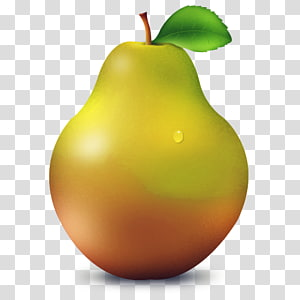 Pear Fruit Auglis Icon, Pear fruit PNG