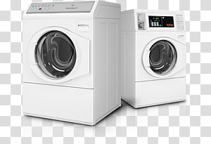 Washing Machines Laundry room Clothes dryer Speed Queen, refrigerator PNG clipart