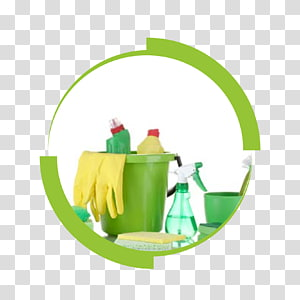 Cleaner Green cleaning Maid service House, house PNG clipart
