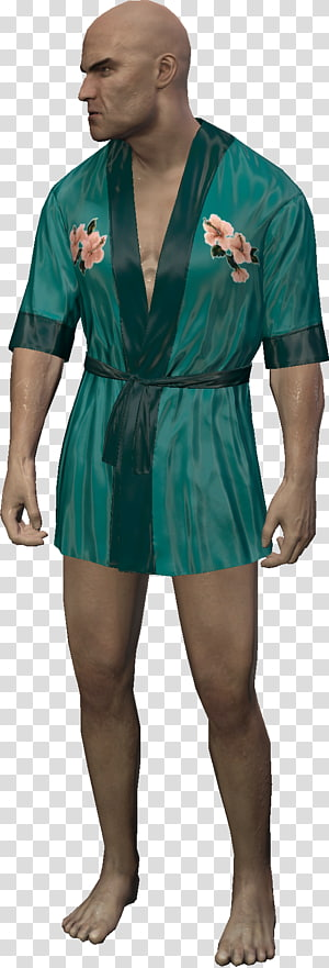 Hitman: Absolution Agent 47 Robe Clothing, Hitman PNG clipart