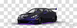 Car door Compact car City car Bumper, Toyota Celica PNG