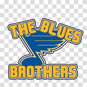 St. Louis Blues Brand Logo , Blues Brothers PNG clipart