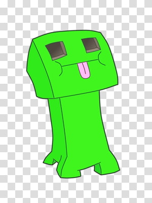 Minecraft Creeper Drawing Survival, creeper PNG