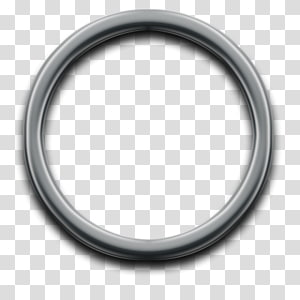Stainless steel Metal Plastic Ring, others PNG