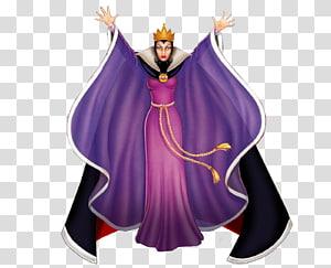 Evil Queen Villain , queen PNG clipart