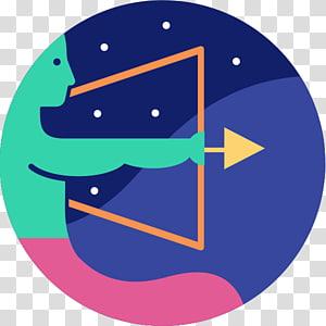 Sagittarius Astrological sign Horoscope Zodiac Leo, Sagittarius PNG