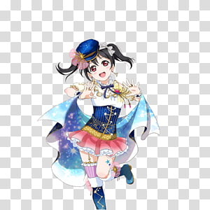 Nico Yazawa Maki Nishikino Rin Hoshizora Love Live! School Idol Festival , ayase eli PNG clipart