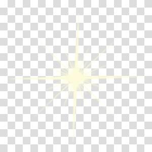 stars flash effect element PNG