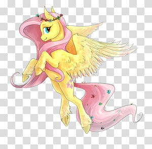 Fluttershy My Little Pony Pinkie Pie Horse, My little pony PNG clipart