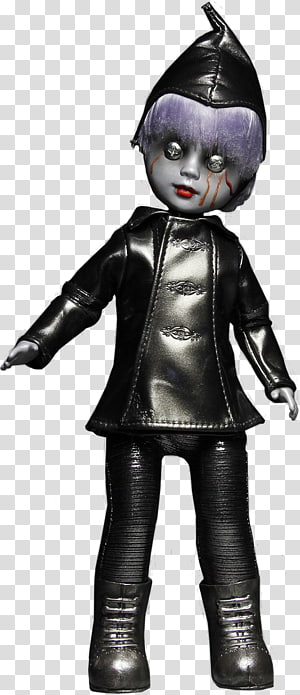 Living Dead Dolls The Tin Man The Wizard of Oz Mezco Toyz, china doll PNG clipart
