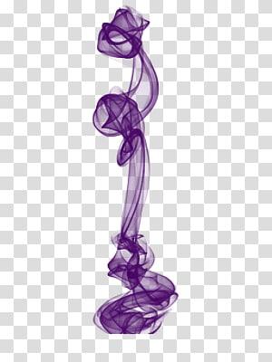 purple smoke PNG clipart