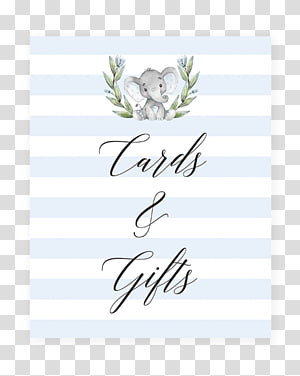 Baby shower Gift Party Table Infant, gift PNG clipart