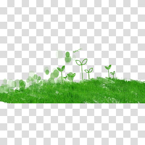 Lawn , Water painted dark green grass PNG clipart
