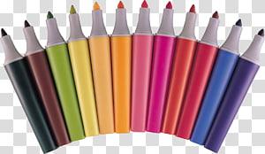 Paper Marker pen Paint Pencil, marker PNG clipart
