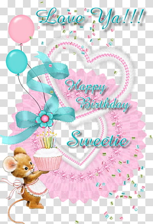 Birthday cake Greeting & Note Cards Happy Birthday to You Wish, Birthday PNG clipart