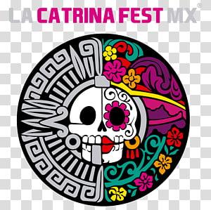 La Calavera Catrina Mexico City Day of the Dead Festival de las Calaveras, catrina PNG