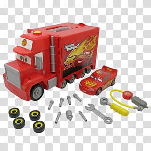 Mack Trucks Lightning McQueen Cars Pixar The Walt Disney Company, Cars PNG clipart