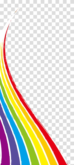 rainbow animated illustration, Rainbow Icon, Rainbow Road PNG clipart