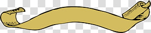 Paper Scroll Banner , Scroll PNG clipart