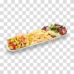 Vegetarian cuisine Pasta Baked potato Dish Cream, toast PNG clipart