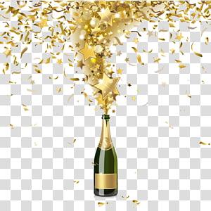 festival celebrations champagne PNG