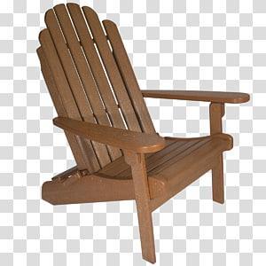 Adirondack chair Long Island Plastic lumber Garden furniture, chair PNG