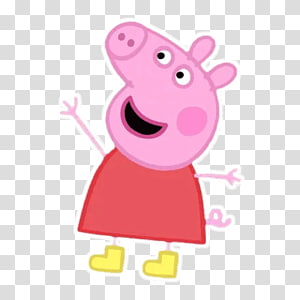 Daddy Pig YouTube Logo Animation Animated cartoon, youtube PNG