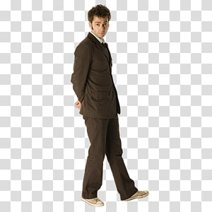 Tenth Doctor Tuxedo Suit Doctor Who: The Inside Story Pants, suit PNG