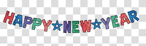 New Years Day New Years Eve Wish , Happy New Year PNG clipart