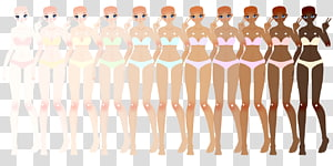 Homo sapiens Human skin color Dark skin, body skin PNG clipart