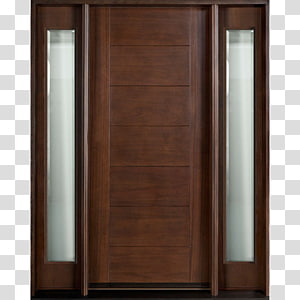 Solid wood Door Window House, door PNG clipart