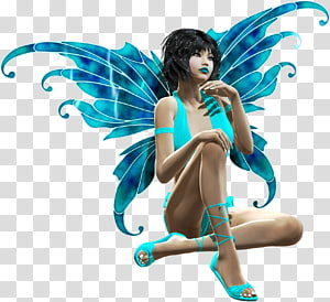 Fairy Angel Blog, fairies PNG
