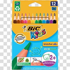 Colored pencil Pen & Pencil Cases Marker pen, pencil PNG clipart