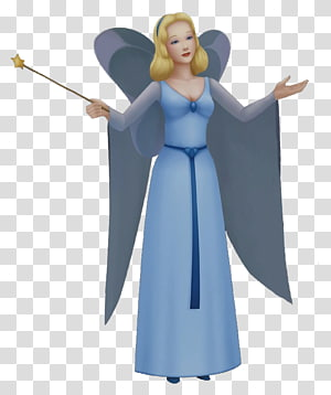 The Fairy with Turquoise Hair Kingdom Hearts 3D: Dream Drop Distance Kingdom Hearts χ Jiminy Cricket Geppetto, jiminy cricket PNG clipart