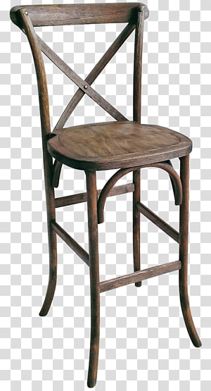 Bar stool Chair Seat Table, stool PNG