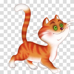 Whiskers Kitten Tabby cat Domestic short-haired cat, kitten PNG clipart