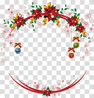 christmas wreath PNG clipart