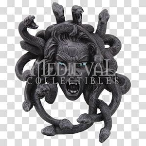 Perseus with the Head of Medusa Snake Gorgon Poseidon, snake PNG