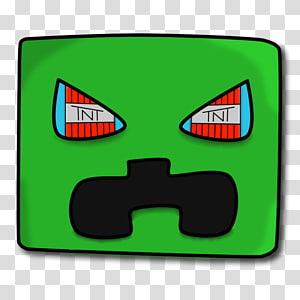 Minecraft Cartoon Comics Drawing, creeper PNG