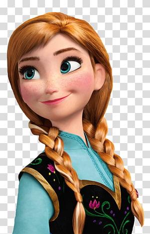 Anna Elsa Frozen Kristoff Olaf, anna PNG clipart