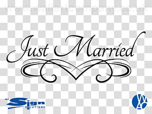 Sticker Wall decal Marriage Label , married PNG clipart