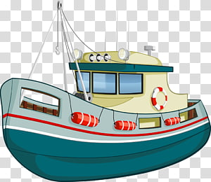 Fishing vessel Boat , boat fish PNG clipart
