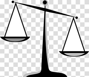 two white triangle illustrations, Lady Justice Weighing scale , Balance Scale s PNG