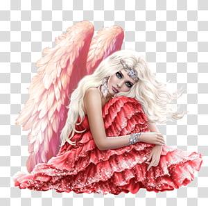 Fallen angel Fairy Guardian angel, angel PNG