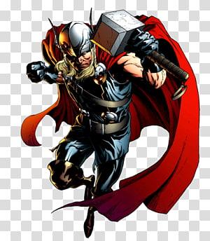 Thor Wanda Maximoff Marvel Universe Superman Marvel Comics, Thor PNG clipart