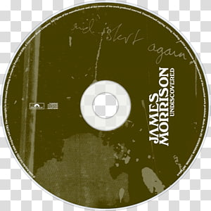 Compact disc Undiscovered Music Disk , Jim morrison PNG clipart
