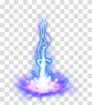 light effect lightning PNG